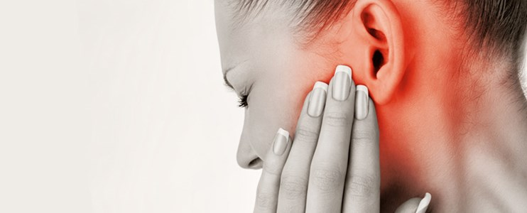 3 causes of a burst eardrum