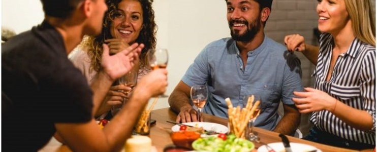 Do you overeat when dining with friends or family? This is why - and what you can do about it