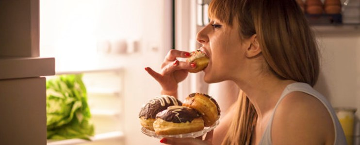 How to put the brakes on 'emotional eating'