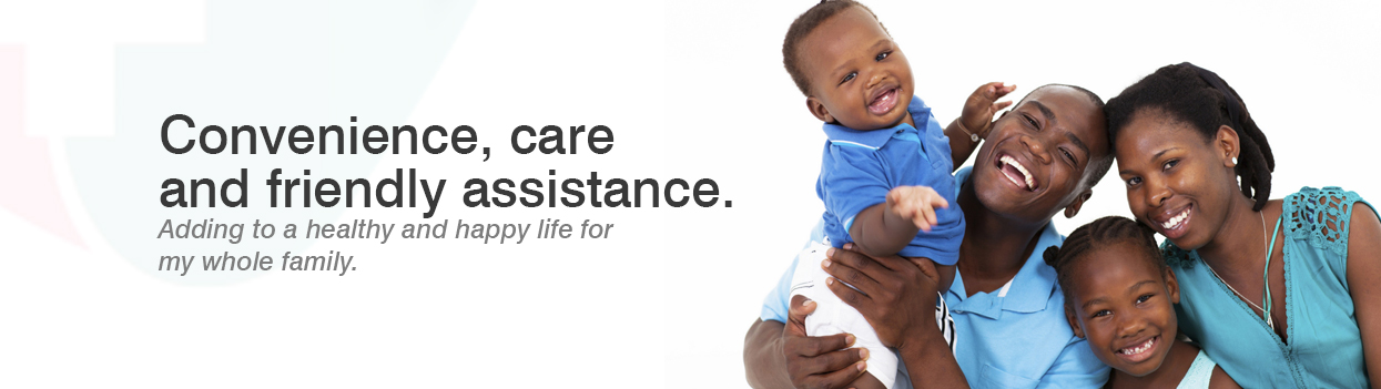 Convenience, care and friendly assisstance