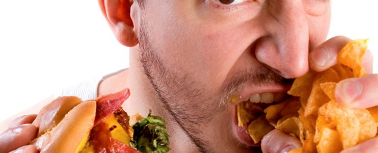 5 Things that happen to your body when you eat too much