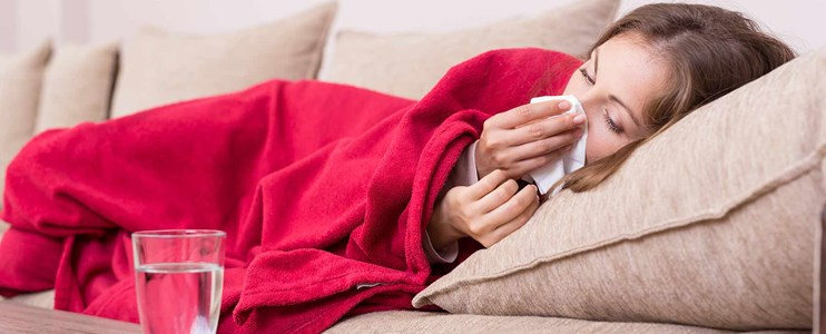 How to avoid a secondary infection after having flu