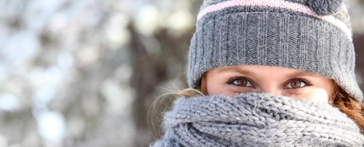 Why keeping warm might help you avoid a cold