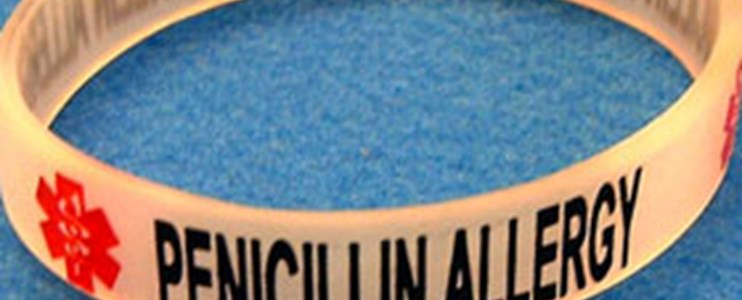 Are you really allergic to penicillin?